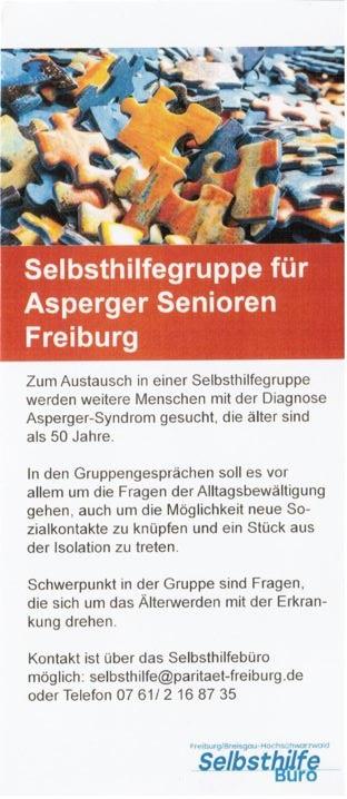 Asperger Senioren Freiburg